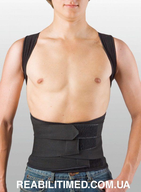 Корректор осанки ортопедический усиленный по доступной цене в Бресте