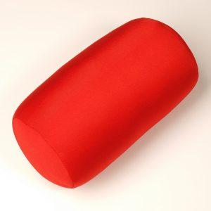 Подушка под голову в форме валика Fosta (синий, красный) по доступной цене в Бресте