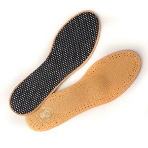 Стельки для модельной обуви из дубленой кожи Bufalo по доступной цене в Бресте